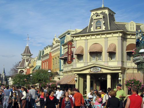 Could you imagine buying cigarettes or bras on Main Street USA today?