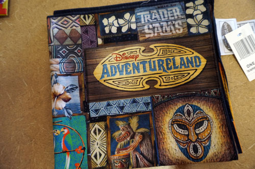 One Adventureland logo napkin.