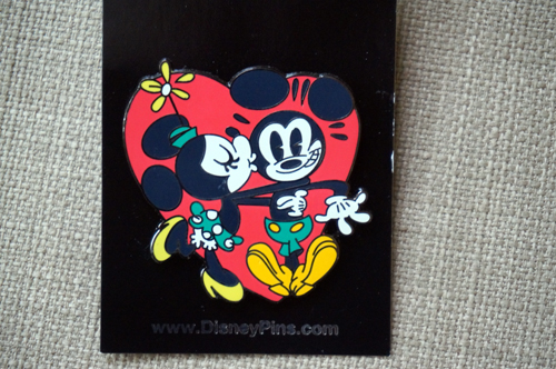 Cool Mickey loves Minnie Mouse!