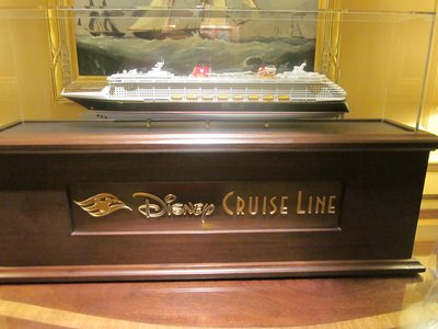 Win a cruise on the Disney Magic.