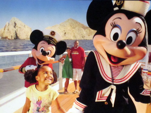 Win a vacation on the Disney Cruise Line!
