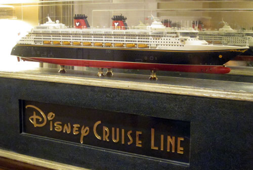 Win a Disney Cruise Line vacation.