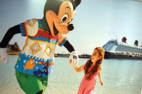 Win a Disney Cruise Line vacation!