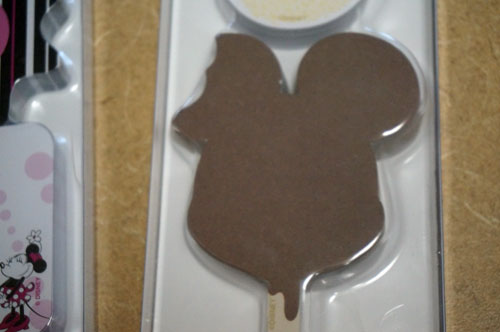 Who's up for a Mickey ice cream bar?