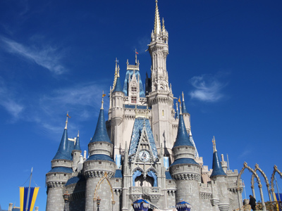 Win a trip to Walt Disney World.