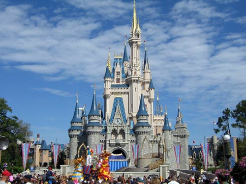 Win a Free Trip to Disney World.