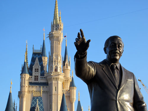 Win a five day trip to Disney World.