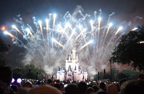 Win a Disney World vacation.