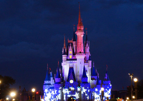 Win a vacation to Disney World.