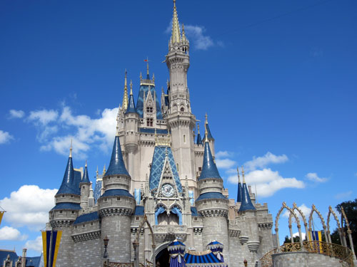 Win a stay in Cinderella Castle!