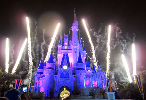 Win a vacation to Walt Disney World.