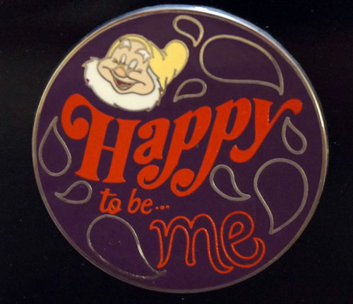 Pin #3: Who else want to be happy?