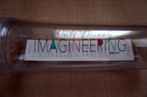Clear Imagineering bottle