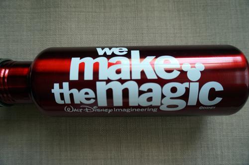 We make the magic - Walt Disney Imagineering.