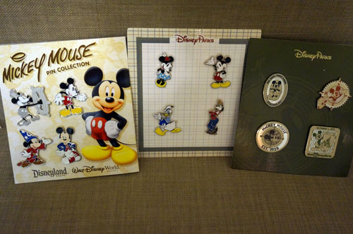 Enter to win this set of twelve pins celebrating Mickey and his best friends.