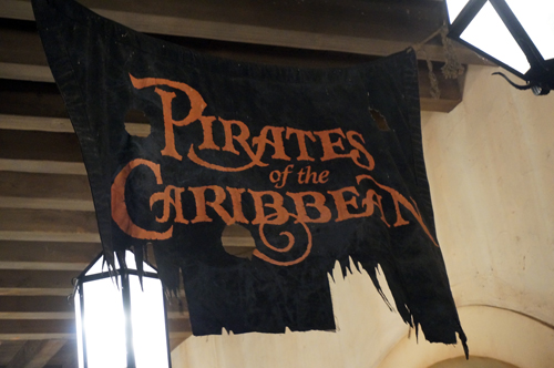 Enjoy the memories of Pirates of the Caribbean.