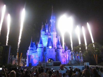 Win a stay in Cinderella Castle