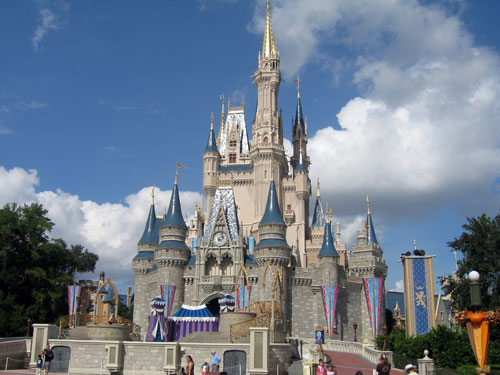 Win the ultimate Disney prize:  spend the night in Cinderella Castle!