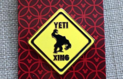 Yeti crossing!