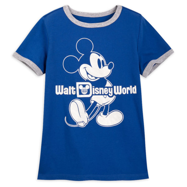 Mickey Mouse Spirit Jersey for Kids – Walt Disney World – Wishes Come True Blue: Mickey's timeless pose is still a winner on this ringer tee in Wishes Come True Blue, direct from The Most Magical Place on Earth, Walt Disney World Resort. $24.99