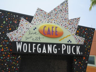 Wolfgang Puck Downtown Disney