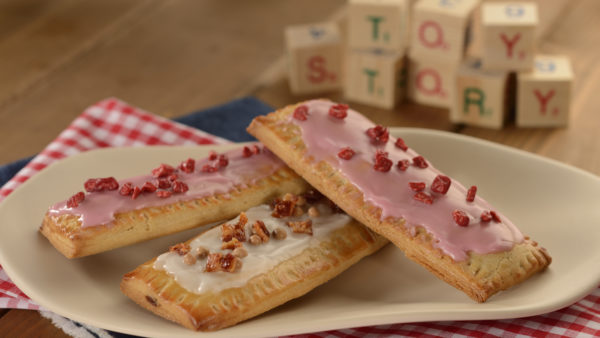 Lunch box tarts will be a modern interpretation of a breakfast toaster pastry. Photo credits (C) Disney Enterprises, Inc. All Rights Reserved