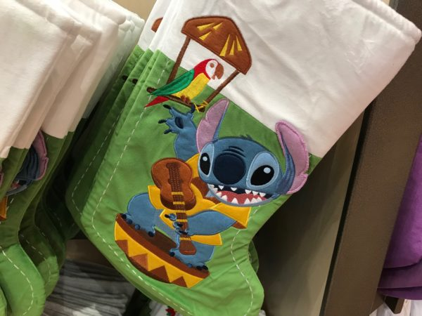 Stitch Christmas Stocking - $29.99