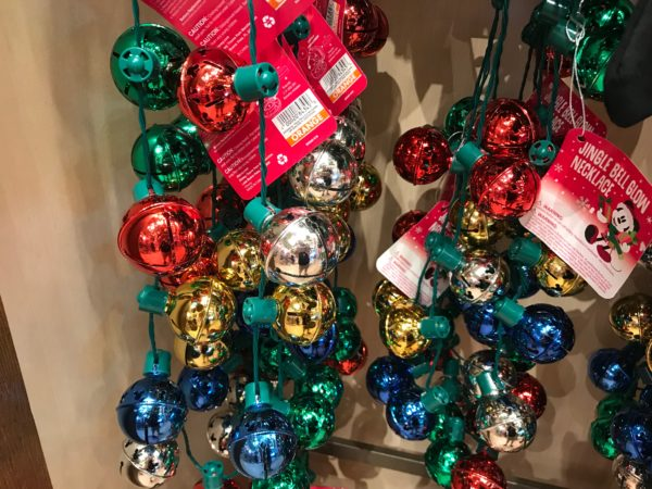 Christmas Ball Necklace Lights - $16.00