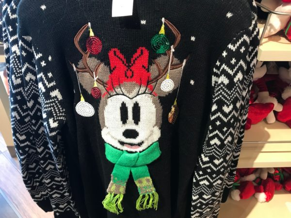 Minnie Christmas Sweater - $64.99