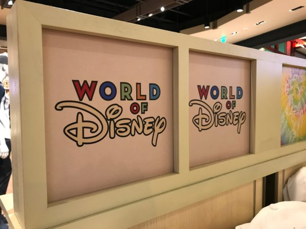 The World of Disney Store in Disney Springs is officially reopened after months of renovation!