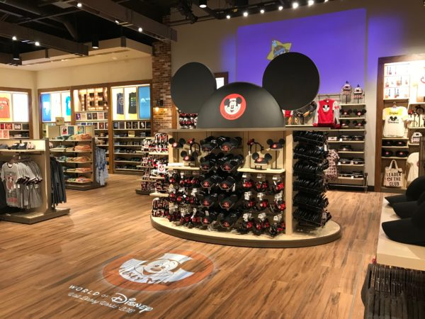 Here's a look at the Mickey Mouse Club themed room with brand new merchandise with a vintage feel!