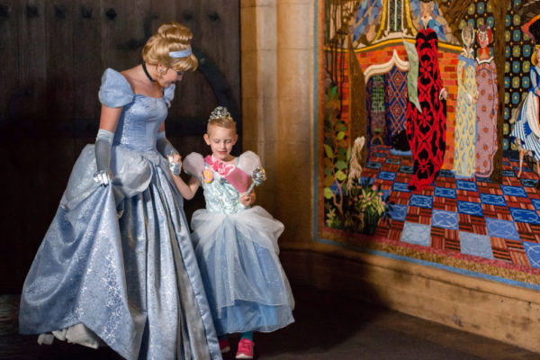 Disney donates $20,000 to help grant wishes for critcally-ill children! Photo credits (C) Disney Enterprises, Inc. All Rights Reserved