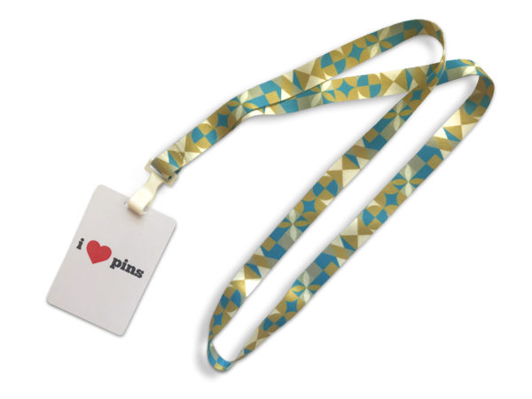 Get a free, custom lanyard worth $9.99 with your first shipment.