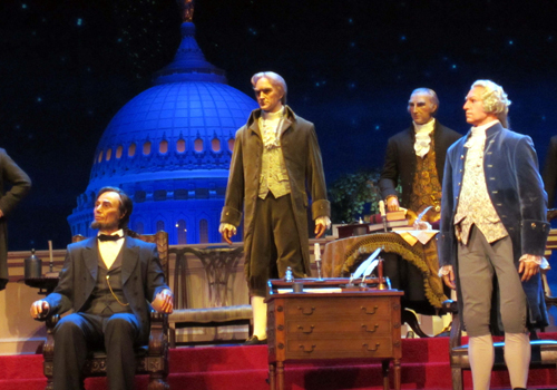 Top Six Reasons Not to Miss the Hall of Presidents
