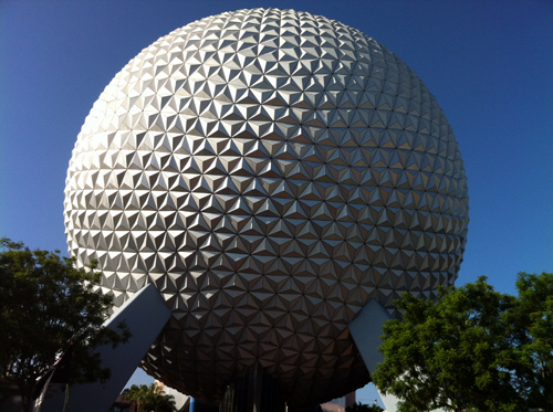 Epcot is overdue for an update.