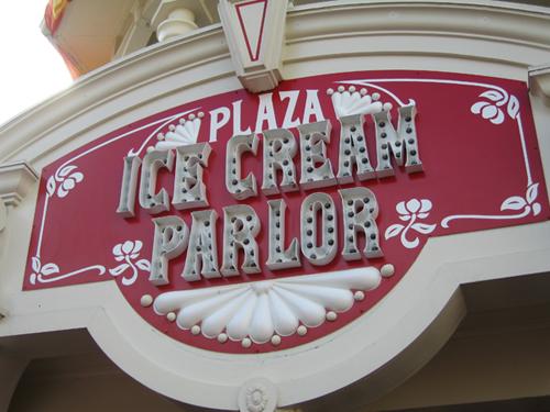 Top Six Ice Cream Locations at Disney World