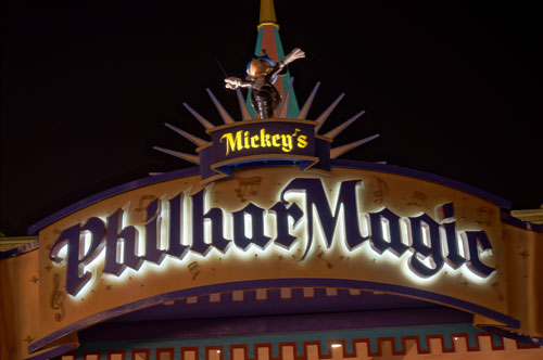 Top Six Disney World Attractions with Movies