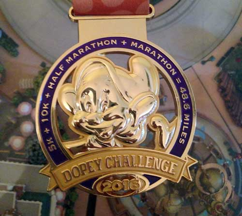 Top Six Tip For Running the Dopey Challenge