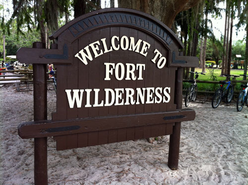 Top Six Reasons to Check Out Fort Wilderness