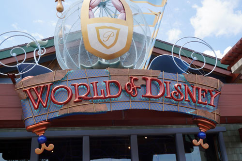 Top Six Reasons to Check Out the World of Disney Store