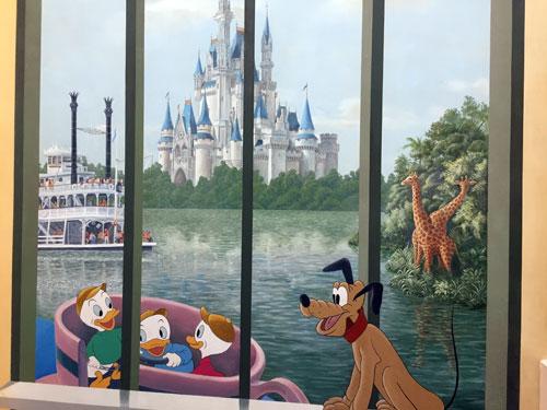 Disney Casting Center - good times!